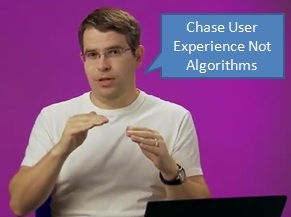 Matt Cutts User Experience vs SEO