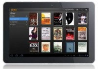 Kindle on Android Tablet