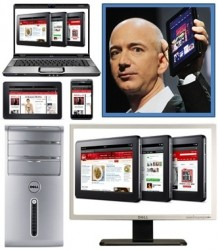 Amazon Kindle Fire Silk Browser on Every Platform