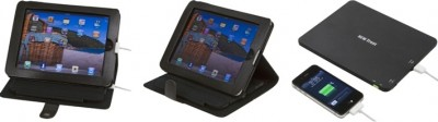 Configurations of the New Trent IMP1100 iGrip Universal Battery Case for iPads