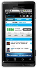 MyFitnessPal for Android